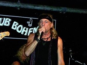 Ian Lloyd (musician) - Lloyd performing in 2011