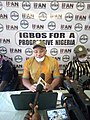 Igbos For Progressive Nigeria (IPAN) Press Conference In Awka Anambra, State Nigeria.jpg
