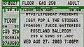 Iggy Pop & The Stooges Ticket Stub 2003 NYC (120371866).jpg