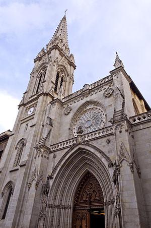 Iglesia Catedral de Santiago