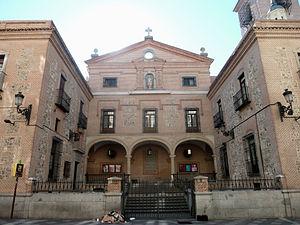 San Ginés, Madrid - Image: Iglesia de San Ginés (Madrid) 09