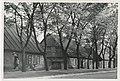 Ignacy Płażewski, Drewniane domy robotnicze (famuły) na Widzewie w Łodzi, I-4711-1.jpg