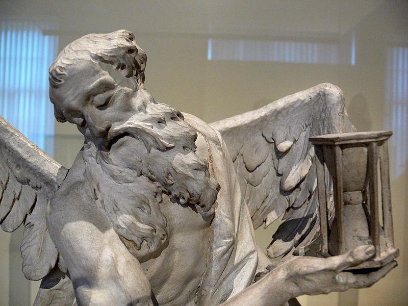 Kronosz-szobor a Bajor nemzeti múzeumben