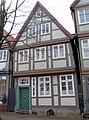 Im Kreise 23, Celle, hier wohnte Familie Feingersch, Isaak, Rebecca Aswolinskaja, Marie Klijnkrämer, Fanny Prager, Rosa und Hermann Feingersch.jpg