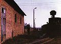 Impreza kolejowa z Tx-1112 z Nakła nad Notecią przez Kasprowo do Koronowa. 27.9.1992r. (Kasprowo).jpg