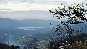 Inanda Dam - Image: Inandadam, c, Umgenirivier