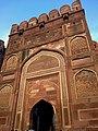 Inde Uttar Pradesh Agra Fort Rouge Porte Amar Singh Darwaza - panoramio.jpg