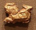India, periodo sunga, pendente a elefante inj oro, 185-72 ac ca.jpg
