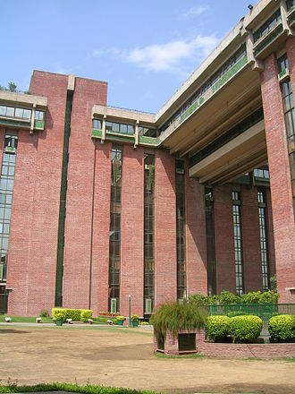 Lodhi Road - India Habitat Centre (IHC), Lodhi Road, in Stein's typical architectural style