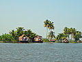 India - Kerala - 009 - houseboats parked for lunch (2068845234).jpg