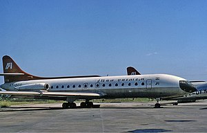 Indian Airlines - Indian Airlines operated Sud Aviation Caravelle Groves