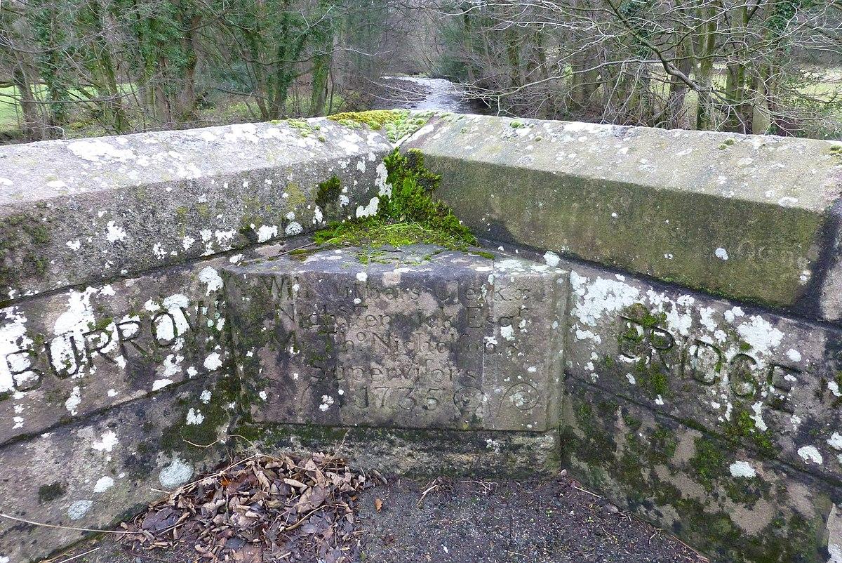 Inscribed stone; Burrow Bridge.jpg
