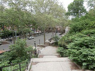 Jackie Robinson Park Public park in Manhattan, New York