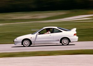 Honda Type R   1998 Honda Integra For The European Market