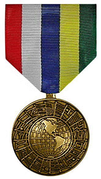 Inter-American Defense Board Medal - The Inter-American Defense Board Medal