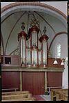 interieur, aanzicht orgel, orgelnummer 731 - huizinge - 20349154 - rce