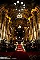 Interior da Igreja de São Francisco de Paula, Rio de Janeiro - Nave, vista para a capela-mor (6).jpg