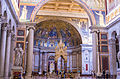 Interior of Basilica of Saint Paul Outside the Walls 11.jpg