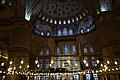 Interior view of Sultan Ahmed Mosque Dome, Istanbul, Turkey (Ank Kumar) 06.jpg