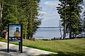 Interpretive signage near the paddle-in campsites at Widewater State Park.jpg