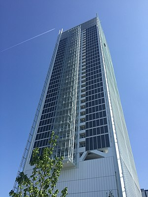 Intesa Sanpaolo - Intesa Sanpaolo new headquarters. Torre Intesa Sanpaolo, Turin