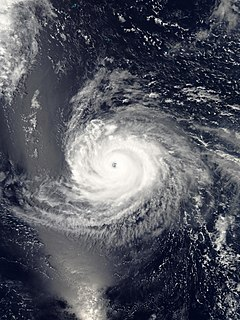 Hurricane Ioke Category 5 Pacific hurricane and typhoon in 2006