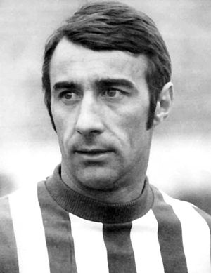 """FC Argeș Pitești - Ion """"Bebe"""" Barbu captained FC Argeș and played over 200 league matches for the club."""