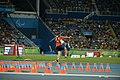 Irada Aliyeva. Athletics at the 2016 Summer Paralympics – Women's javelin throw F13 3.jpg