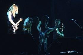 Iron Maiden Us Tour  Review