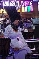 Iryna Kovalenko (DakhaBrakha) (Haldern Pop 2013) IMGP6640 smial wp.jpg