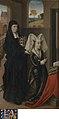 Isabella van Portugal met de heilige Elisabeth, circa 1457 - circa 1460, Groeningemuseum, 0040089001.jpg