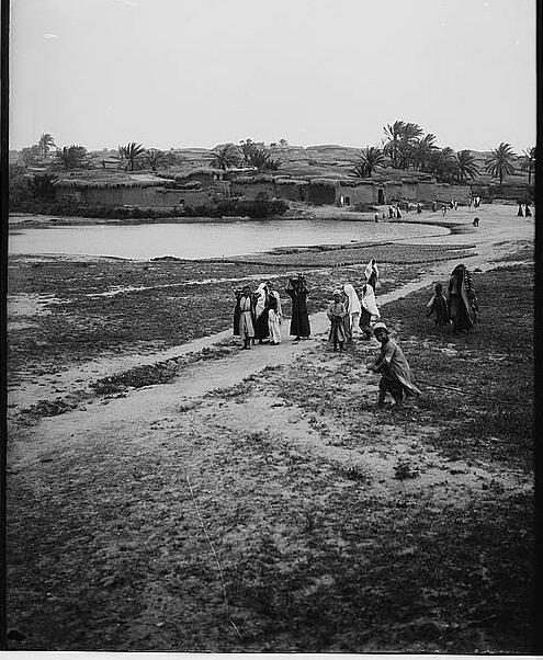Isdud 09, general view 1900