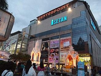 Isetan - Isetan CentralWorld Bangkok, Thailand