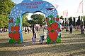 Isle of Wight Festival 2010 Strawberry Fields entrance 2.jpg