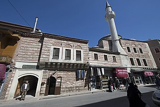 İsmailağa - Image: Ismail Aga Mosque 2487