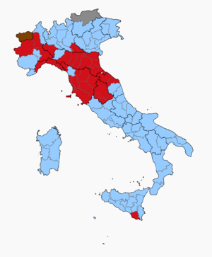 Italian general election, 1987