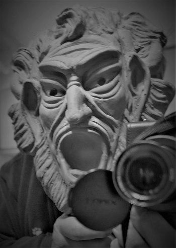 Italienische Terrakotta-Maske aus der Toskana-4; Effektfilter Vanille.jpg