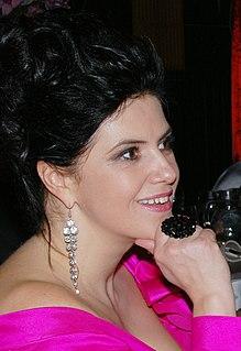 Iveta Malachovská Slovak television presenter and actress (born 1965)