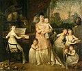Józef Peszka - Portret rodziny Borchów.jpg