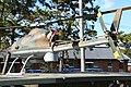 JGSDF FFRS UAV(MA02) left rear view at Camp Uji November 23, 2018 02.jpg