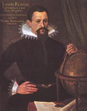 Portrait de Johannes Kepler.
