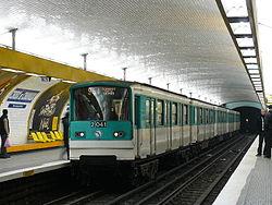Croix de Chavaux (métro de Paris)