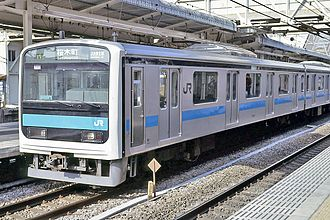209 series - 901 series Set C (later 209-920 series) in March 1993