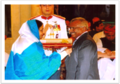 J A K Tareen with president Mrs. Pratibha Patil.png