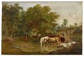 Jacob Cox - Farm Landscape Scene - 1986.82 - Indianapolis Museum of Art.jpg