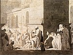 Jacques-Louis David - Homer Reciting his Verses to the Greeks - WGA06120.jpg
