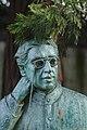 Jagadish Chandra Bose bust Christ's College 1.jpg