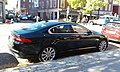 Jaguar XF Main Street downtown Montpelier VT October 2016.jpg