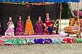 Jaipur-Samode Haveli Garden-Pupettry 04-20131017.jpg