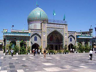Astaneh-ye Ashrafiyeh - Image: Jalaleddin ashraf Shrine 3
